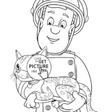 coloring pages sam cat kids drawing coloring pages