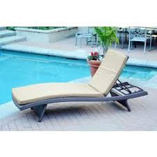 Threshold Belvedere Patio Furniture by Threshold Belvedere Wicker Patio Chaise Lounge Tan