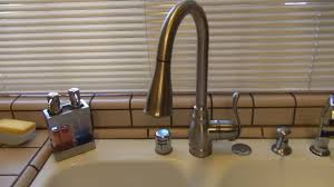faucet sink kitchen aquasource kitchen faucet clogged dining your looks