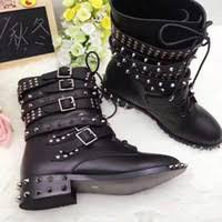 womens biker boots canada lace up biker boots canada best selling lace up