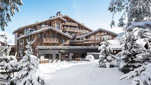 hotel barriere les neiges courchevel youtube