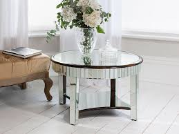 Living Room Tables Uk Modern Gallery Direct Mirrored Coffee Table With Painted