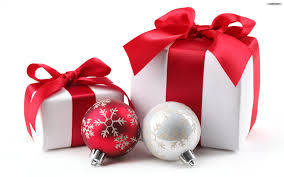 and christmas gifts wallpaper