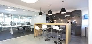 architecture bureau projet architecture cafétéria bureaux neuilly sur seine