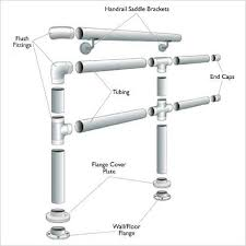 Banister Fittings Handrail Qingdao Dison Industry Co Ldt
