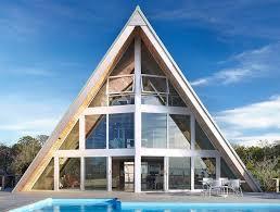 a frame house a frame inhabitat green design innovation architecture