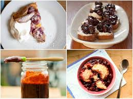 cuisine cherry 11 and savory recipes to the most of cherry season