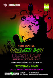 dallas tx halloween party upcoming events at the world famous lizard lounge