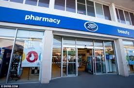 shop boots pharmacy boots worker smack my three year for knocking bottle of