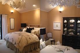 Light Peach Bedroom by Tour Of Terri And Chris Long U0027s Home In Alameda California