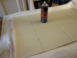 How To Make A Rug Out Of Fabric Diy How To Make A Quatrefoil Design Area Rug