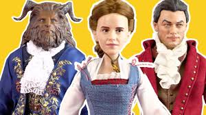 halloween costumes beauty and the beast beauty and the beast toy opening belle beast u0026 gaston doll