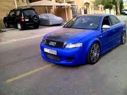 2004 audi s4 blue 2004 audi s4 accelrating 4 2 v8 2nd gear