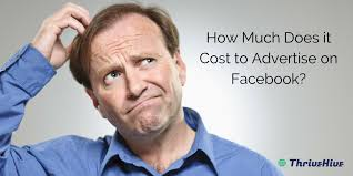 How Much Does It Cost How Much Does It Cost To Advertise On Facebook Thrivehive