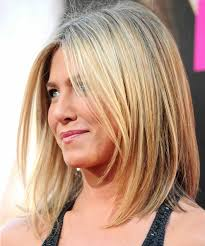 medium haircuts for straight hair shoulder length straight