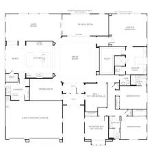 5 bedroom house floor plans 5 bedroom two story house plans amazing 1 bedroom story house