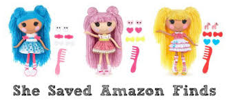 lalaloopsy loopy hair lalaloopsy loopy hair dolls for 22 99 shesaved