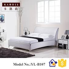 french style button tufted solid wooden king size bed bedroom set