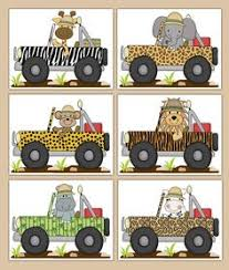 safari jeep front clipart wanna put pictures of the kids in on this with the names in the