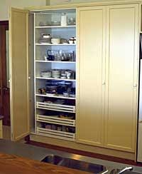 Bi Fold Cabinet Doors Ezyfold Bi Fold Door Corner Cabinets