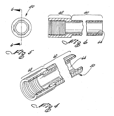 patent us20100012876 adapter for gas fireplace valves google