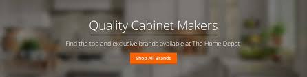 Top Kitchen Cabinet Brands Kitchen Cabinets At The Home Depot