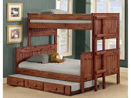 Pine Bunk Bed Pine Crafters Youth Bedroom Stackable Bunk Bed 4019