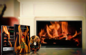 dvd of fireplace burning free design decorating classy simple