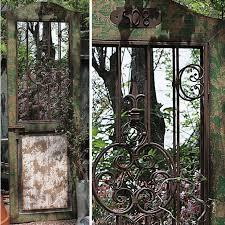 shabby chic doors shabby chic decorative mirrored door antique farmhouse