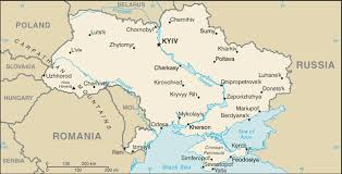 map ukraine ukraine maps perry castañeda map collection ut library