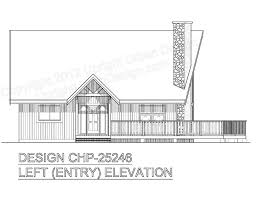Floor Plans And Elevations Of Houses House Plan 99914 At Familyhomeplans Com