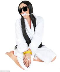 Ring Halloween Costume Kim Kardashian Inspired U0027robbery Victim U0027 Released