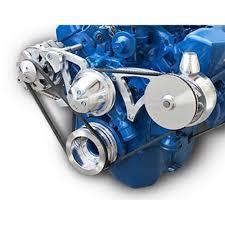 corvette alternator bracket march 30400 mustang alternator bracket kit v belt 351c