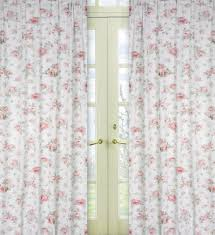 sweet jojo designs riley u0027s roses collection window panels baby