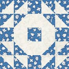Wedding Ring Quilt by Wedding Ring Quilt Block Lc U0027s Cottage