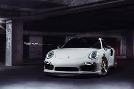 white porsche 2016 white porsche turbo adv05s m v2 cs series wheels adv 1 wheels
