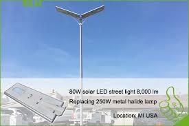 Led Parking Lot Lights Solar Powered Led Parking Lot Lighting Street Lighting Retrofit