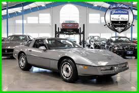 85 corvette price 1985 chevrolet corvette targa roof black w sand interior carfax