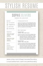 Best Resume Templates Creative by 29 Best Resume Templates Creative Market Images On Pinterest