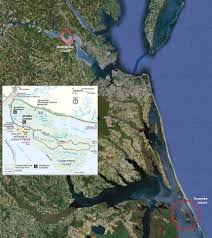 Map Of Jamestown Virginia by A Brief History Of The Mason Dixon Line