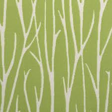 lime green abstract upholstery fabric with grass scenic throw