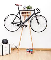 bikes classic crate wood bike basket apartment bike storage diy