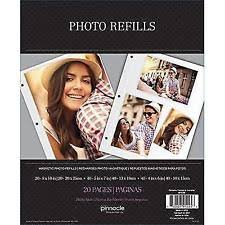 Photo Album Refill Pages 4x6 Photo Album Refills Ebay