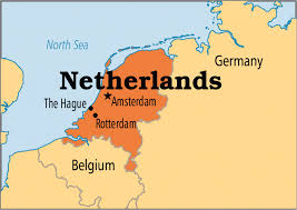 map netherlands the netherlands map where is the netherlands 1024x725 news pakistan