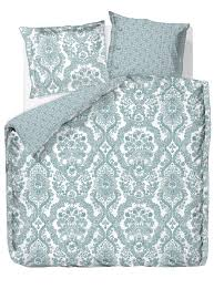 lilac lacy cameo duvet cover by pip studio bell and blue