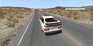 i can u0027t stop watching these video game cars crashing into a chain wall