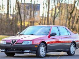 ebay find 1991 alfa romeo 164 hagerty articles