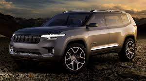 jeep car 2017 jeep yuntu concept 2017 wallpapers and hd images car pixel