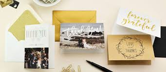 photo cards affordable wedding thank you cards cards and pockets