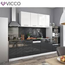 K Henzeile Preiswert Moderne Hochglanz Küche In Weiß Mit Miele Geräten Küchenhaus